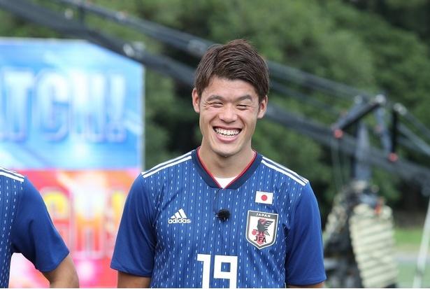 酒井宏樹選手