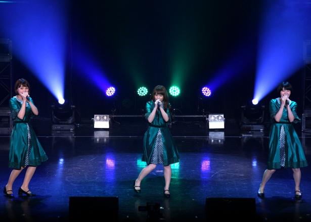 「TOKYO IDOL FESTIVAL 2018」8月5日のHOT STAGEに出演したNegicco
