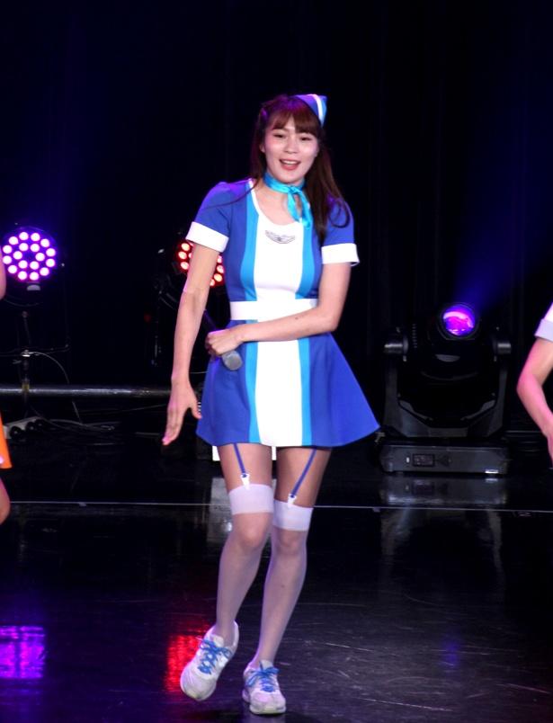 PASSPO☆の藤本有紀美