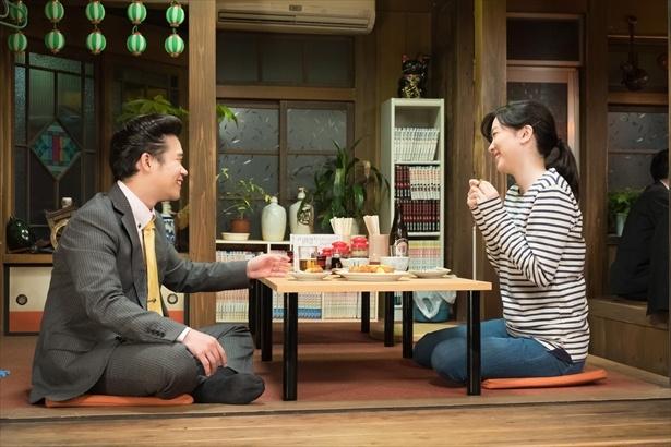 ブッチャーは鈴愛に西園寺不動産で働かないかと誘うが…