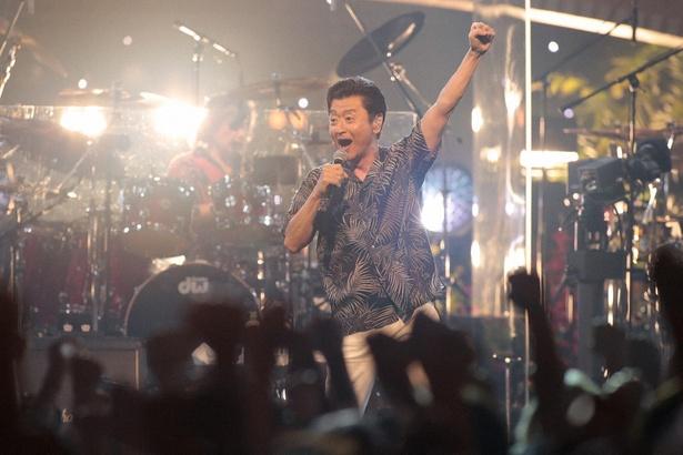 「クローズアップ!サザン~40周年プレミアム~」(NHK総合)が8月8日(水)に放送