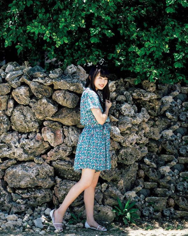 撮影は石垣島・竹富島で行われた