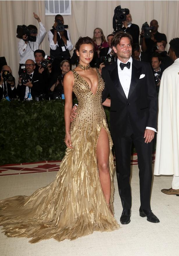 スーパーモデルのイリーナは身長178㎝の抜群スタイル