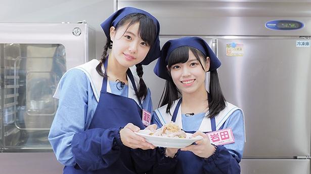 瀧野由美子&岩田陽菜チーム