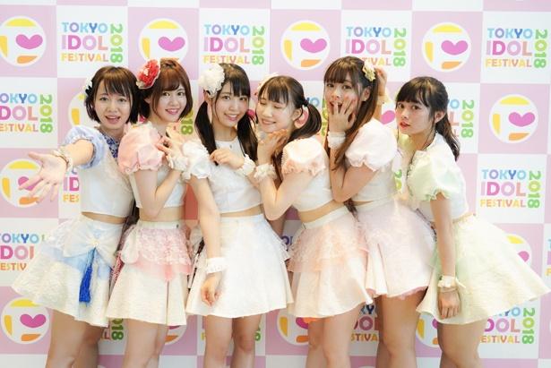 今年も「TIF」優勝を果たした(?)FES☆TIVE。最終日に無料ワンマンライブの開催を発表した