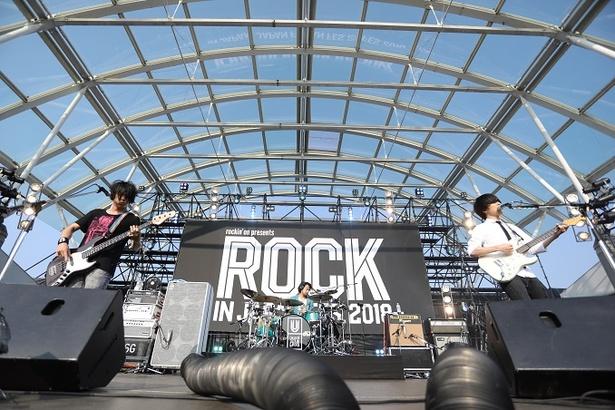 UNISON SQUARE GARDENがRIJF 2018で神曲披露