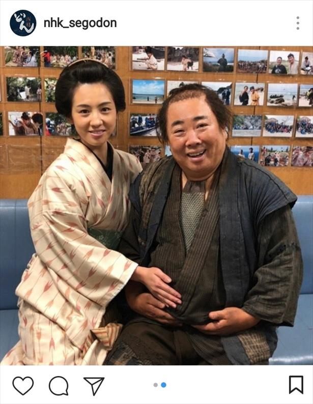 園の義姉・琴を演じる桜庭ななみも鹿児島出身!