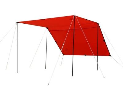 雨よけ、風よけなら「ムゲンタープ」におまかせ!