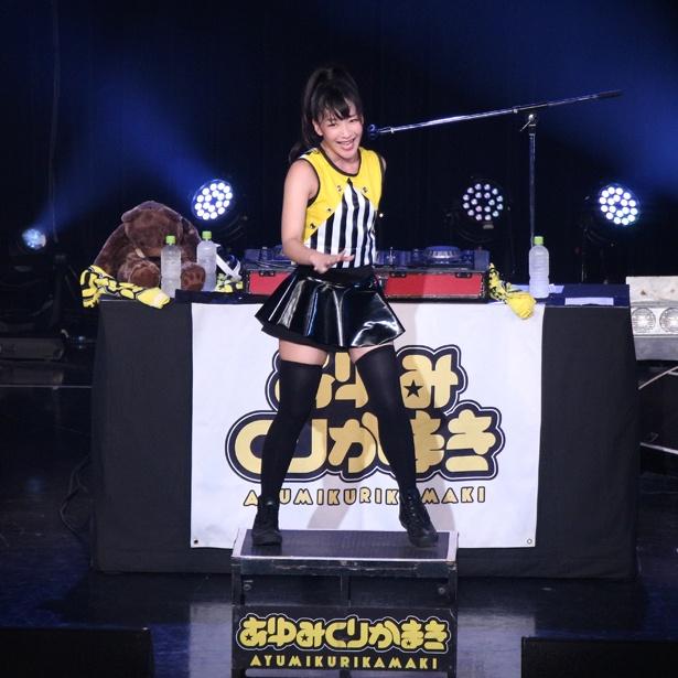 あゆみくりかまきが8月4日「TOKYO IDOL FESTIVAL 2018」HOT STAGEに出演
