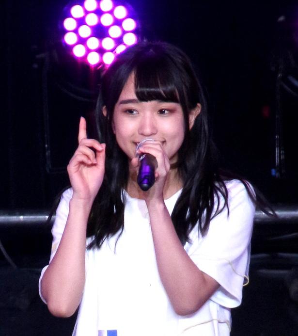 「TOKYO IDOL FESTIVAL 2018」2日目のHOT STAGEに出演したsora tob sakana