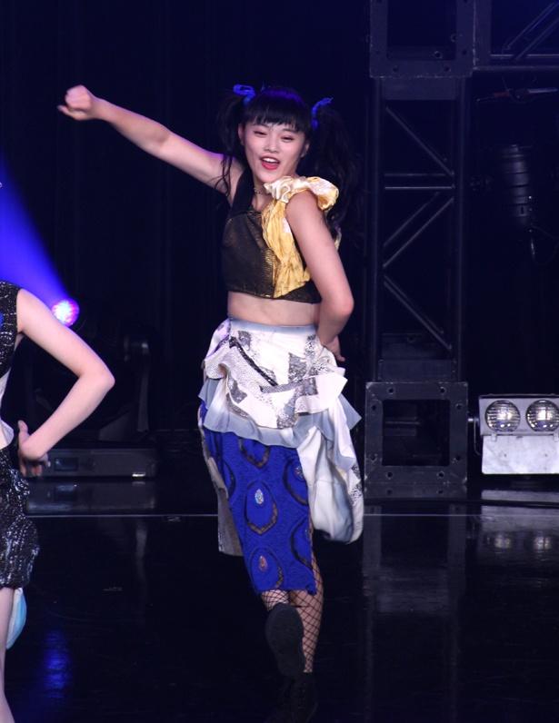 「TOKYO IDOL FESTIVAL 2018」最終日のHOT STAGEに出演した大阪☆春夏秋冬