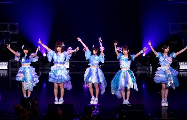「TOKYO IDOL FESTIVAL 2018」最終日のHOT STAGEに出演した26時のマスカレイド