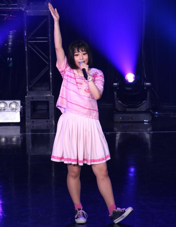「TOKYO IDOL FESTIVAL 2018」最終日のHOT STAGEに出演した神宿