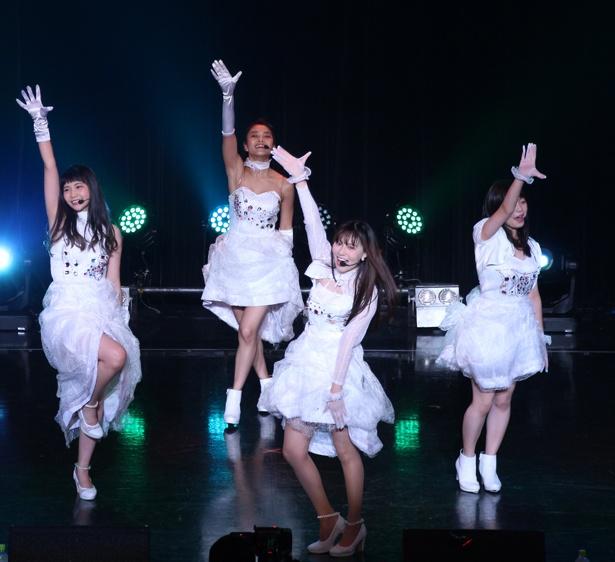 「TOKYO IDOL FESTIVAL 2018」最終日のHOT STAGEに出演した9nine