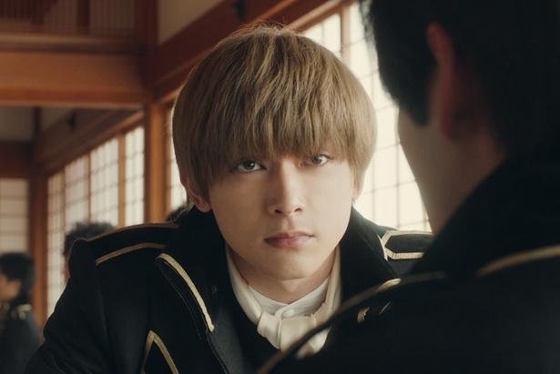 吉沢亮演じる沖田総悟のドSっぷりも健在
