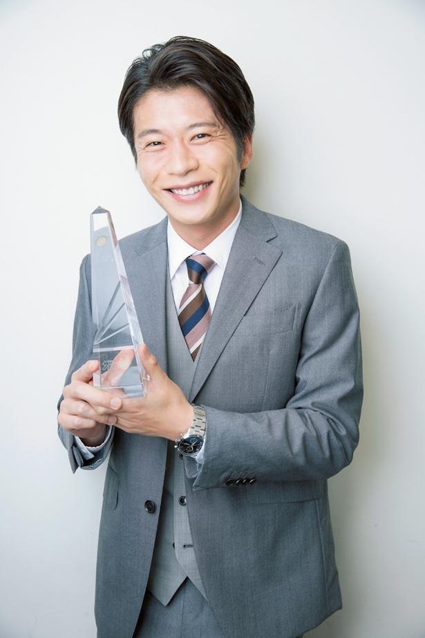 田中圭が第97回ドラマアカデミー賞で主演男優賞に輝く!