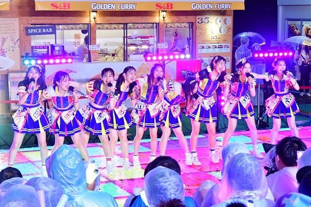 東京・赤坂サカスでSKE48 6期生のライブイベント「SKE48 いきなり6期生 ゼロポジライブ」が開催