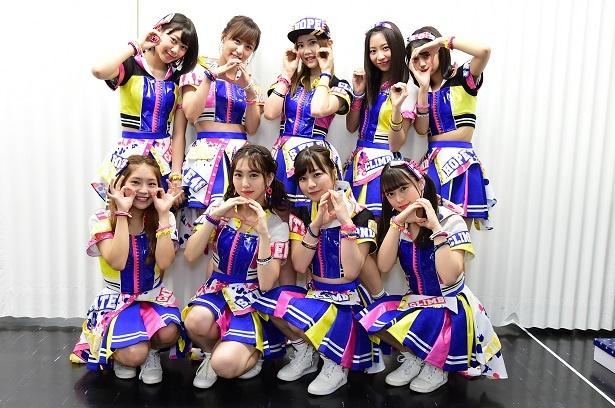 SKE48 6期生集合写真