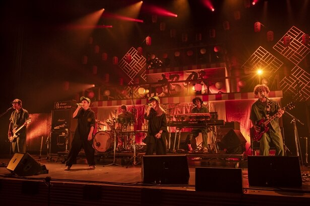 「アジアの純真」などヒット曲を連発したPUFFY