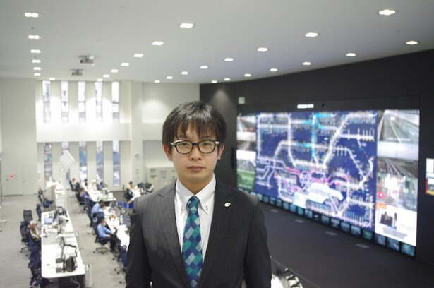NEXCO東日本・渋滞予報士の外山さん