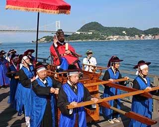 山口県最大級のビッグイベント「第41回馬関まつり」開催