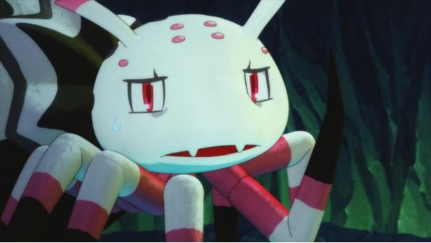 アニメ「蜘蛛ですが、何か?」は女子高生が蜘蛛に転生するというトンデモファンタジー