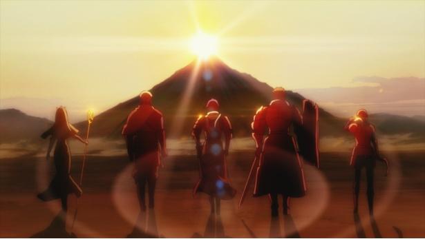 ダンジョンにはそこを旅する勇士たちは付きもの!?