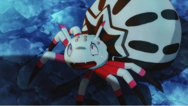 アニメ「蜘蛛ですが、何か?」最新PVカットより