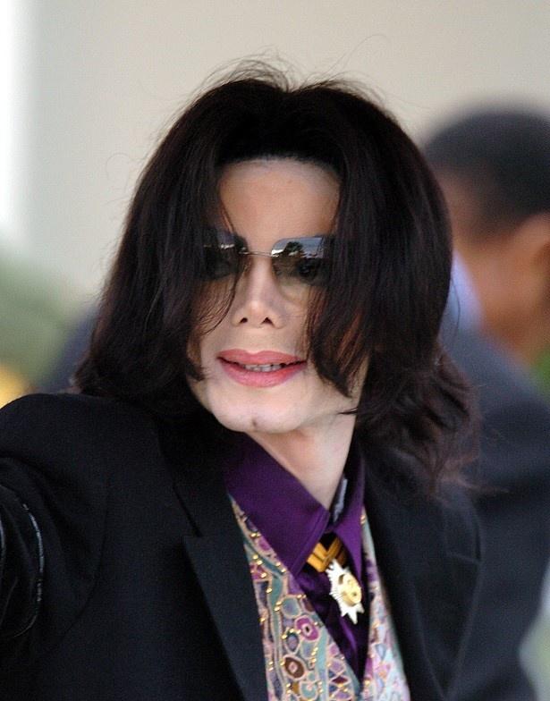 マイケルの長男が痩せて、イケメンに!?