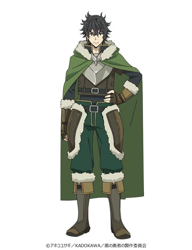 TVアニメ「盾の勇者の成り上がり」ティザービジュアル&キャラクター設定などが公開!