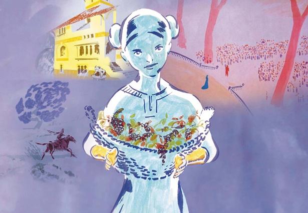 『大人のためのグリム童話 手をなくした少女』は8月18日(土)公開