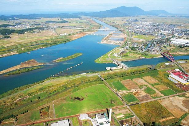 【写真を見る】ロケ地となる新潟県燕市