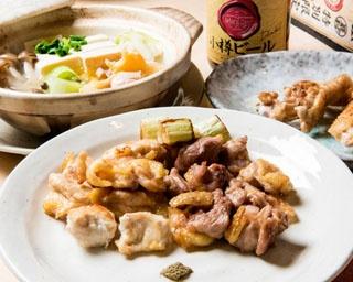 小樽・屋台村で味わう新たな名物!「小樽地鶏」でチョイと一杯