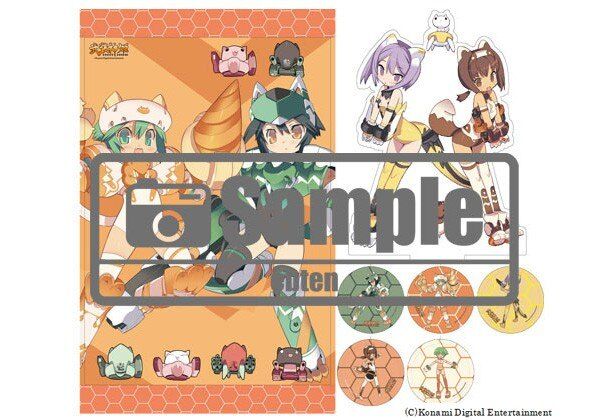 「コミックマーケット94」KADOKAWAブースに「武装神姫」島田フミカネほかによる新規イラスト大看板が!