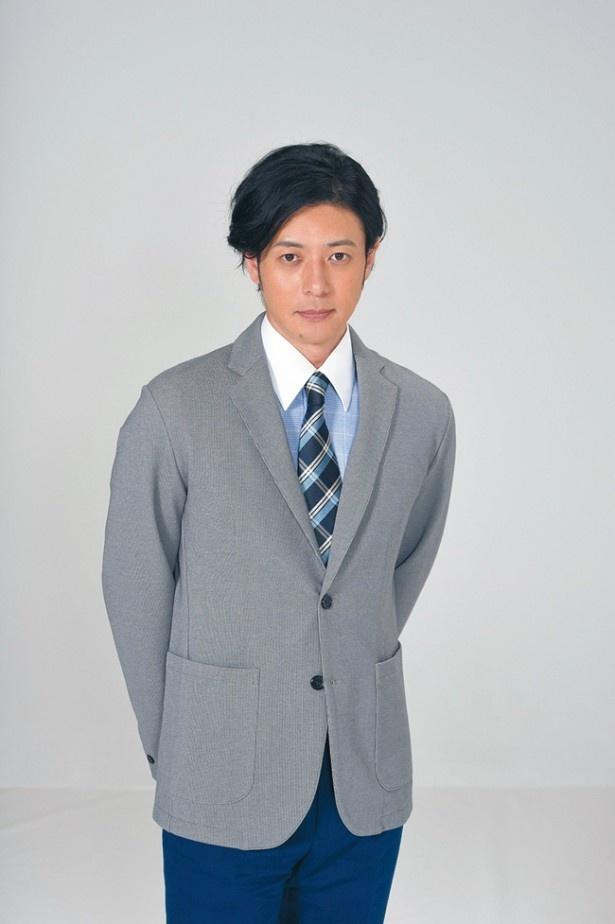 オダギリジョー演じる教師・漆戸太郎