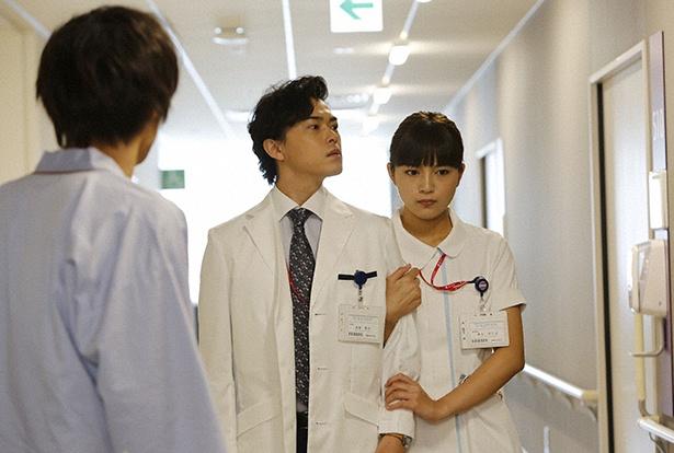 土曜ナイトドラマ「ヒモメン」第3話先行カット