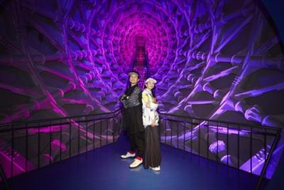 プラネタリア TOKYOのオープニング記念作品として、DREAMS COME TRUEとのコラボレーションが決定