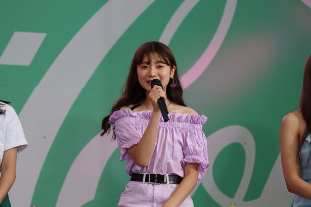 「オオカミくんには騙されない♡ in テレ朝夏祭りSP」イベント風景