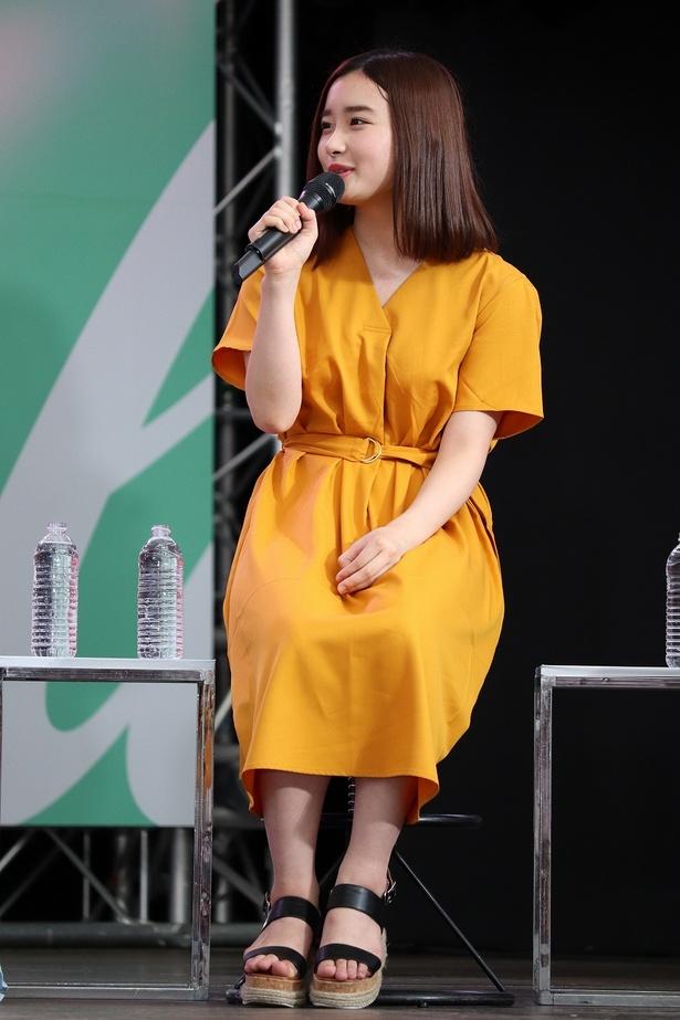 「オオカミくんには騙されない♡ in テレ朝夏祭り SP」の様子
