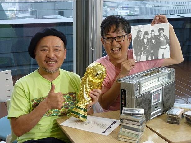 【写真を見る】マキタスポーツ&スージー鈴木のブルーハーツ解析は必聴!