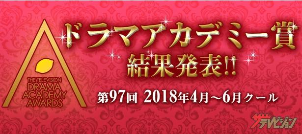 第97回ドラマアカデミー賞の受賞結果を発表中