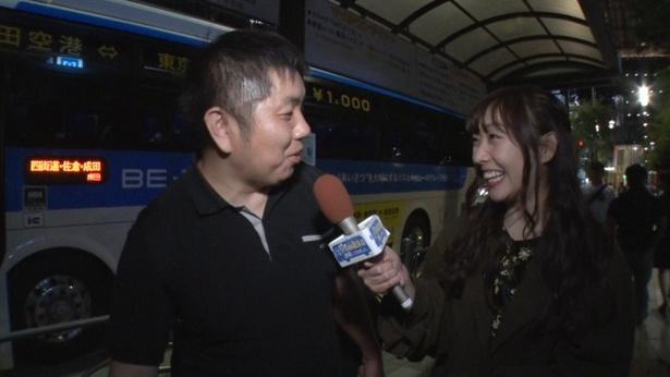 【写真を見る】SKE48・須田亜香里はほろ酔い気味のお父さんに同行