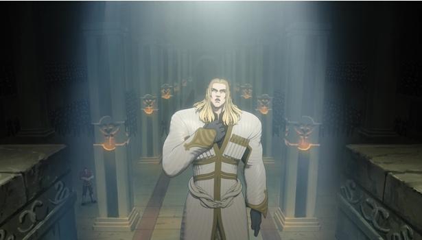 天斗聖陰拳の使い手であるシメオン・ナギット。その目的は?