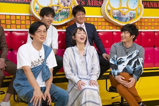 """""""ケンカツチーム""""のにぎやかさに、堀内健は「今までで一番明るいチーム」と絶賛"""