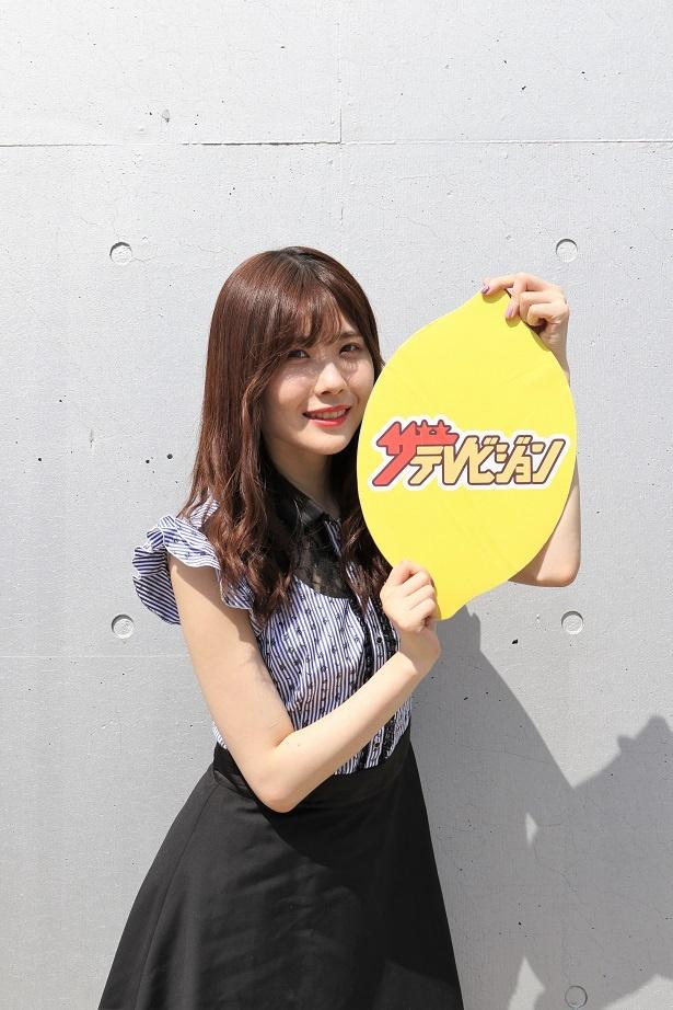 「武道館アイドル博2018~1000人のアイドルと遊ぼう!~」でアシスタントMCを務めるSKE48・谷真理佳