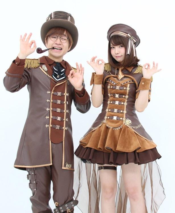 えなこ、青木佑磨が「アニサマ」の野外ステージに出演することが決定!