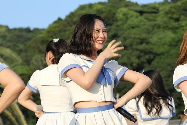 8月6日に愛知・小野浦海水浴で行われた「美浜海遊祭2018 SKE48 Special Live Show」の未掲載SHOT集(M1「無意識の色」~M7「RUN RUN RUN」)