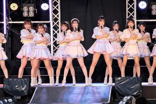 8月6日に愛知・小野浦海水浴で行われた「美浜海遊祭2018 SKE48 Special Live Show」の未掲載SHOT集(M17「花の香りのシンフォニー」~M21「君はラムネ」)