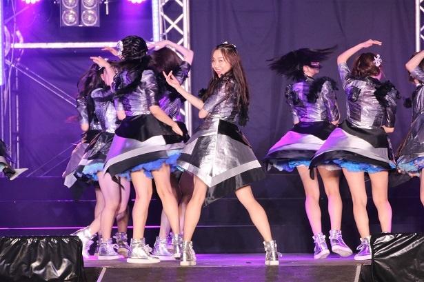 8月6日に愛知・小野浦海水浴で行われた「美浜海遊祭2018 SKE48 Special Live Show」の未掲載SHOT集(M23「Parting shot」~M28「コケティッシュ渋滞中」)