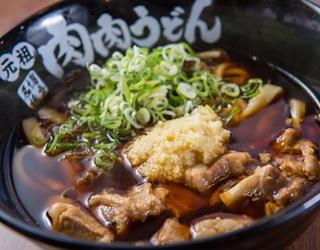 肉肉うどん(650円)
